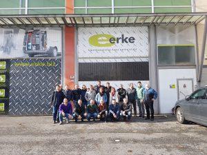 Erke Equipamiento para vehículos