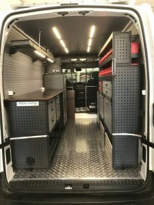 Personalizar furgonetas