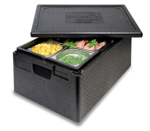 Transporte de alimentos para empresas de catering