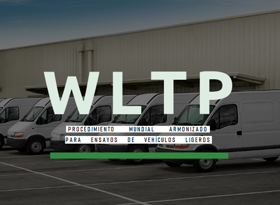 WLTP Flotas de vehículos