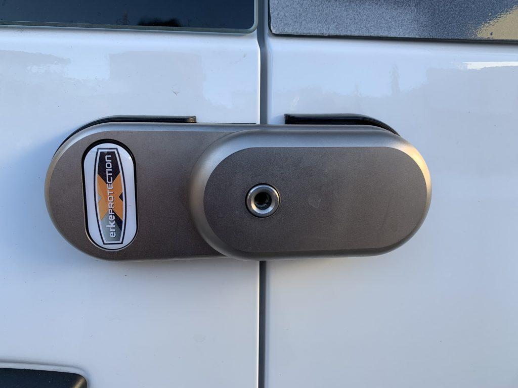 mejorar la seguridad de la furgoneta