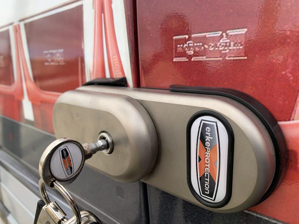 mejor cerradura de seguridad para furgonetas